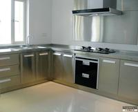 Stainless Steel Cabinets - 1